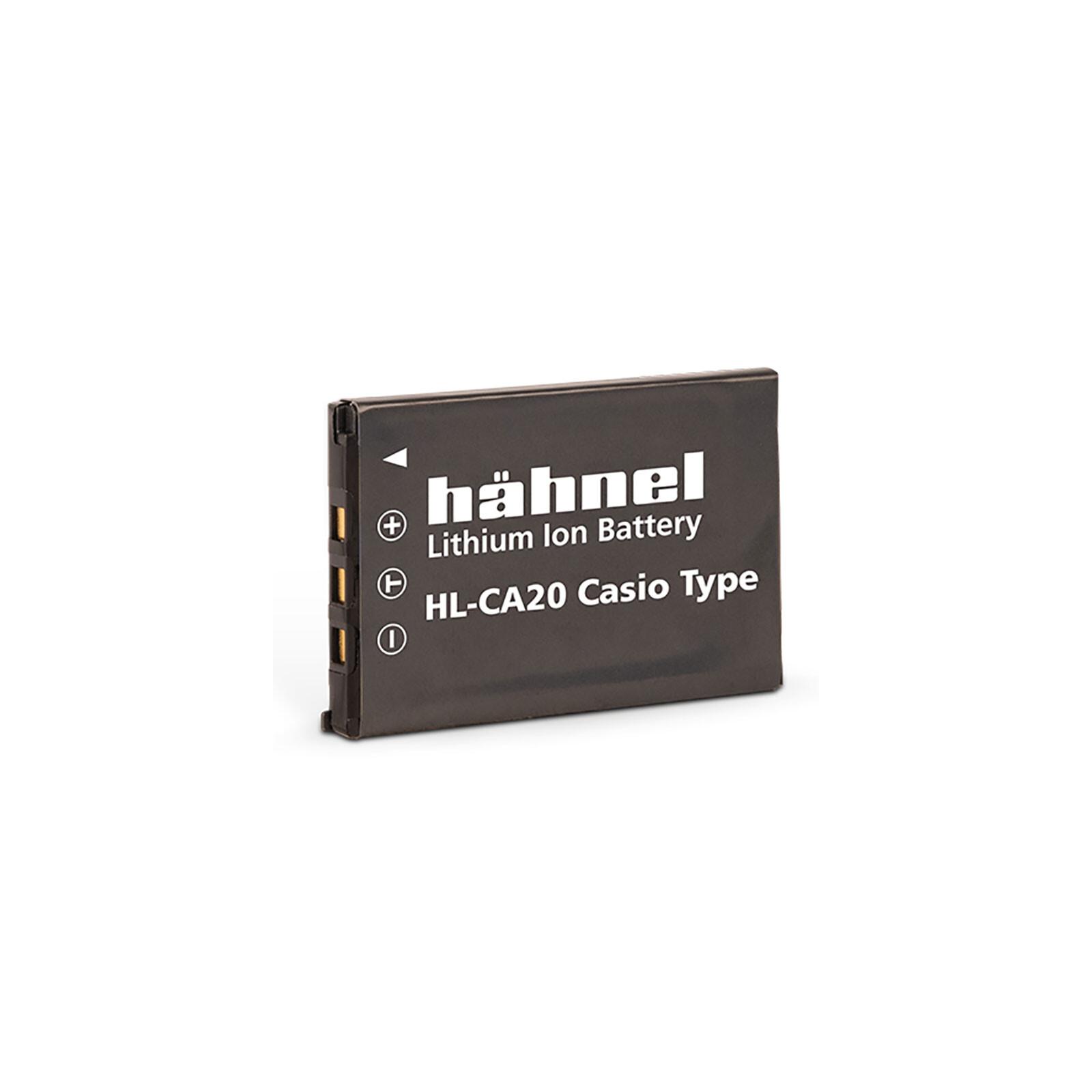 Hähnel Casio NP-20 Akku