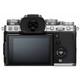 Fujifilm X-T3 + XF 16-80/4.0 R OIS WR silber