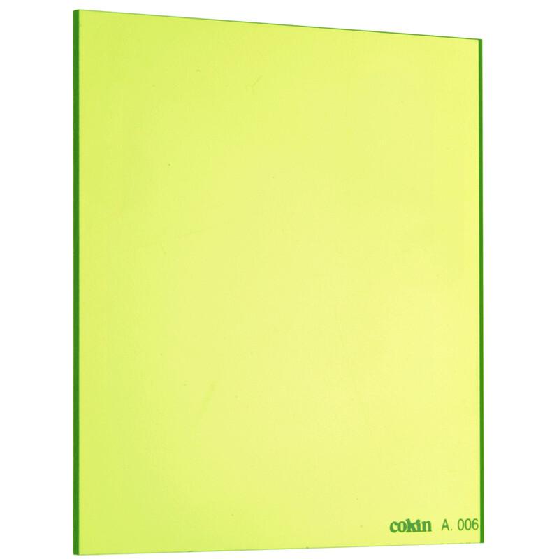 Cokin A006 Gelb/Grün