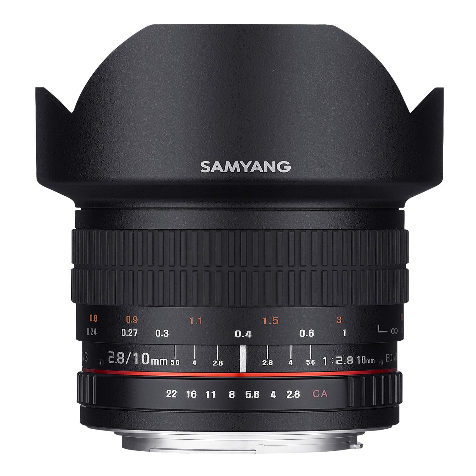 Samyang MF 10/2,8 APS-C Fuji X