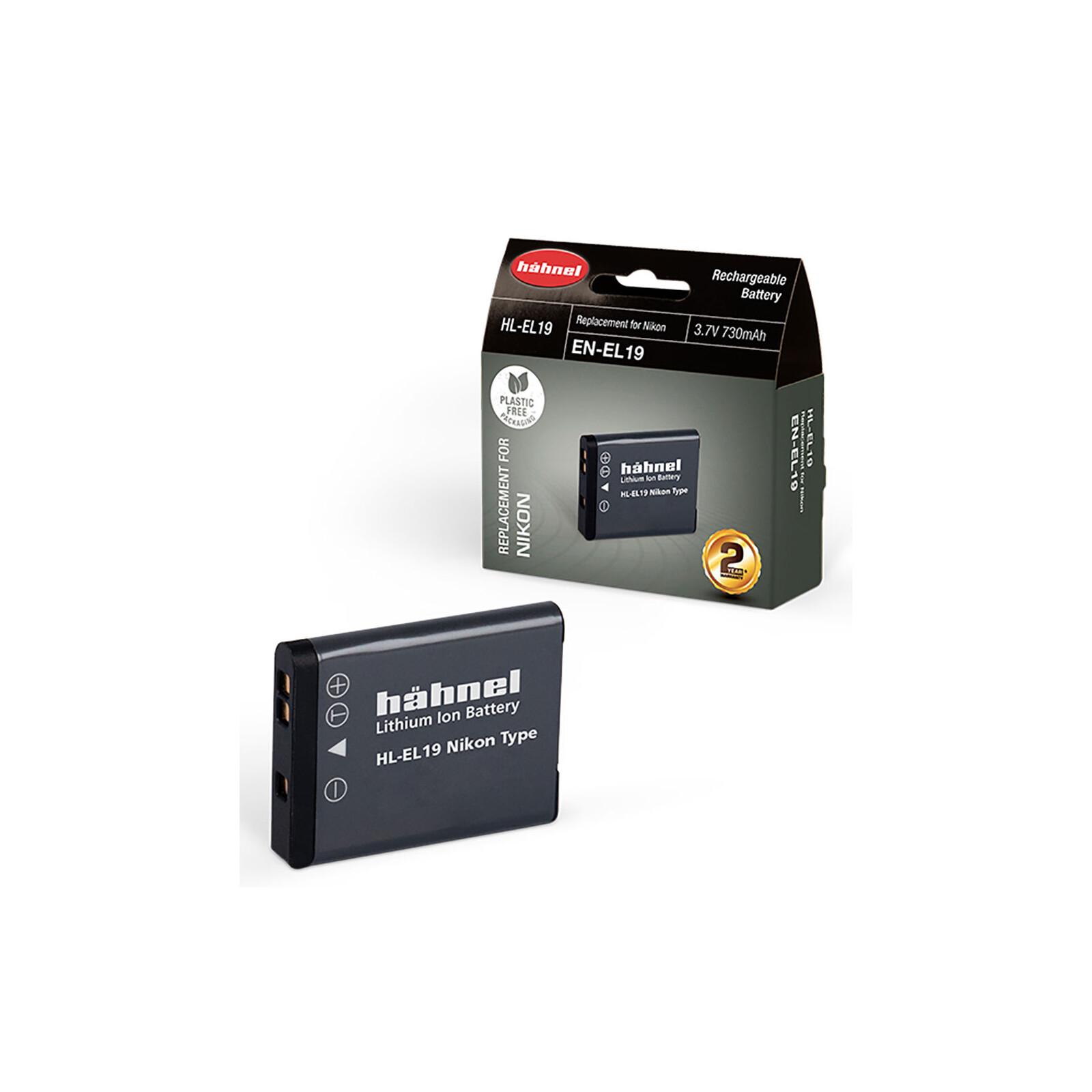 Hähnel Nikon EN-EL19 Akku