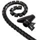 Hama 20603 Kabelbündel-Schlauch 1,5m 30mm