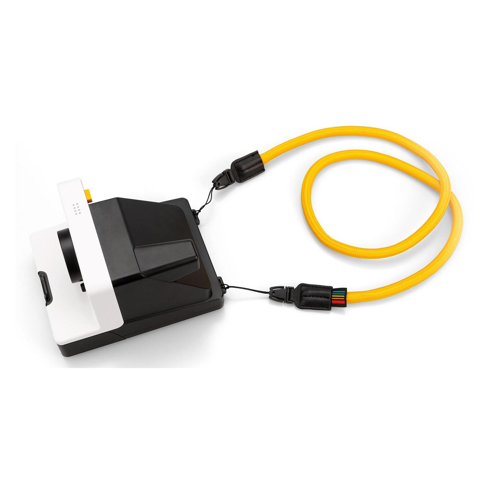 Polaroid Camera Strap Round Gelb