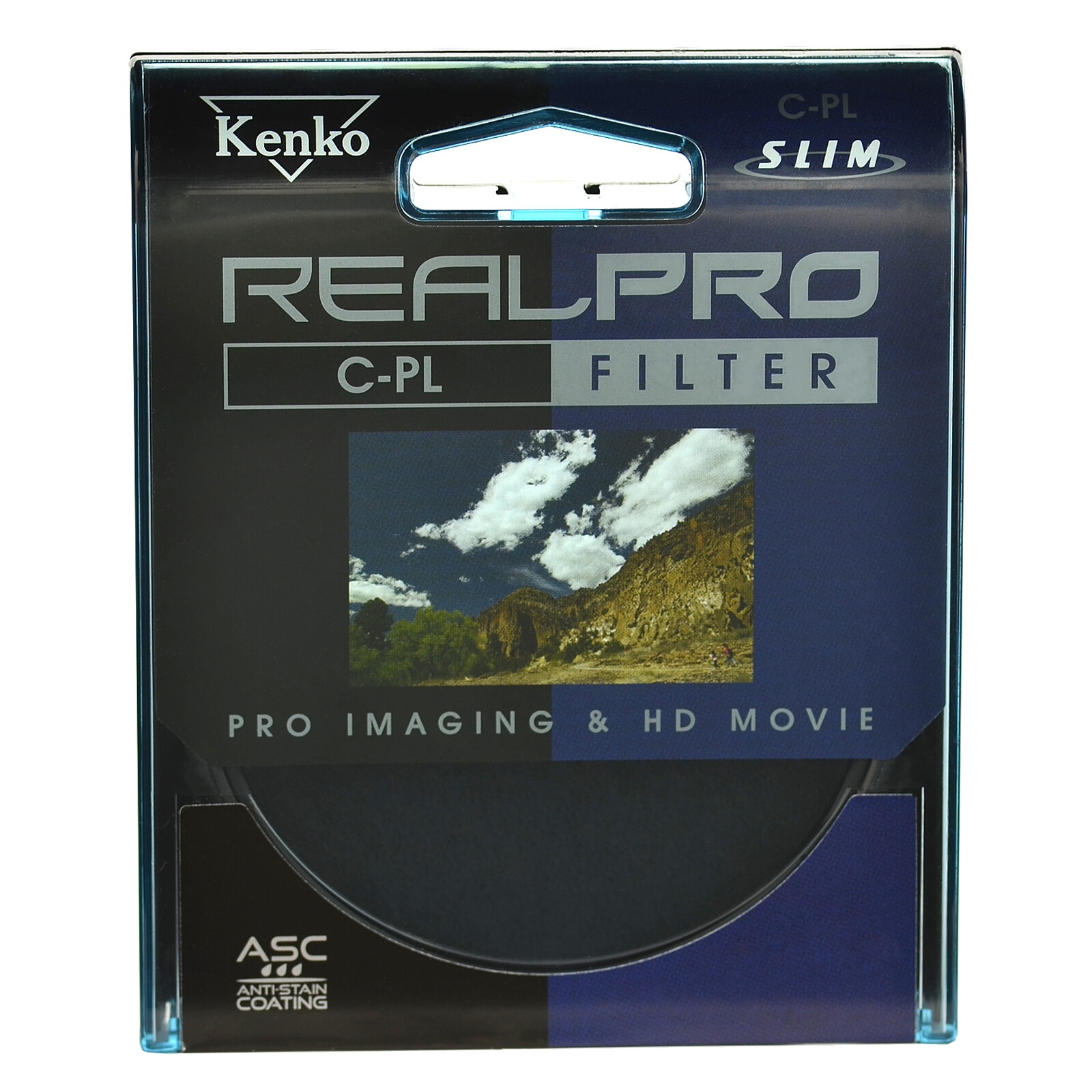 Kenko Real Pro POL-C 77mm Slim