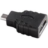 Hama Micro-HDMI Kompaktadapter