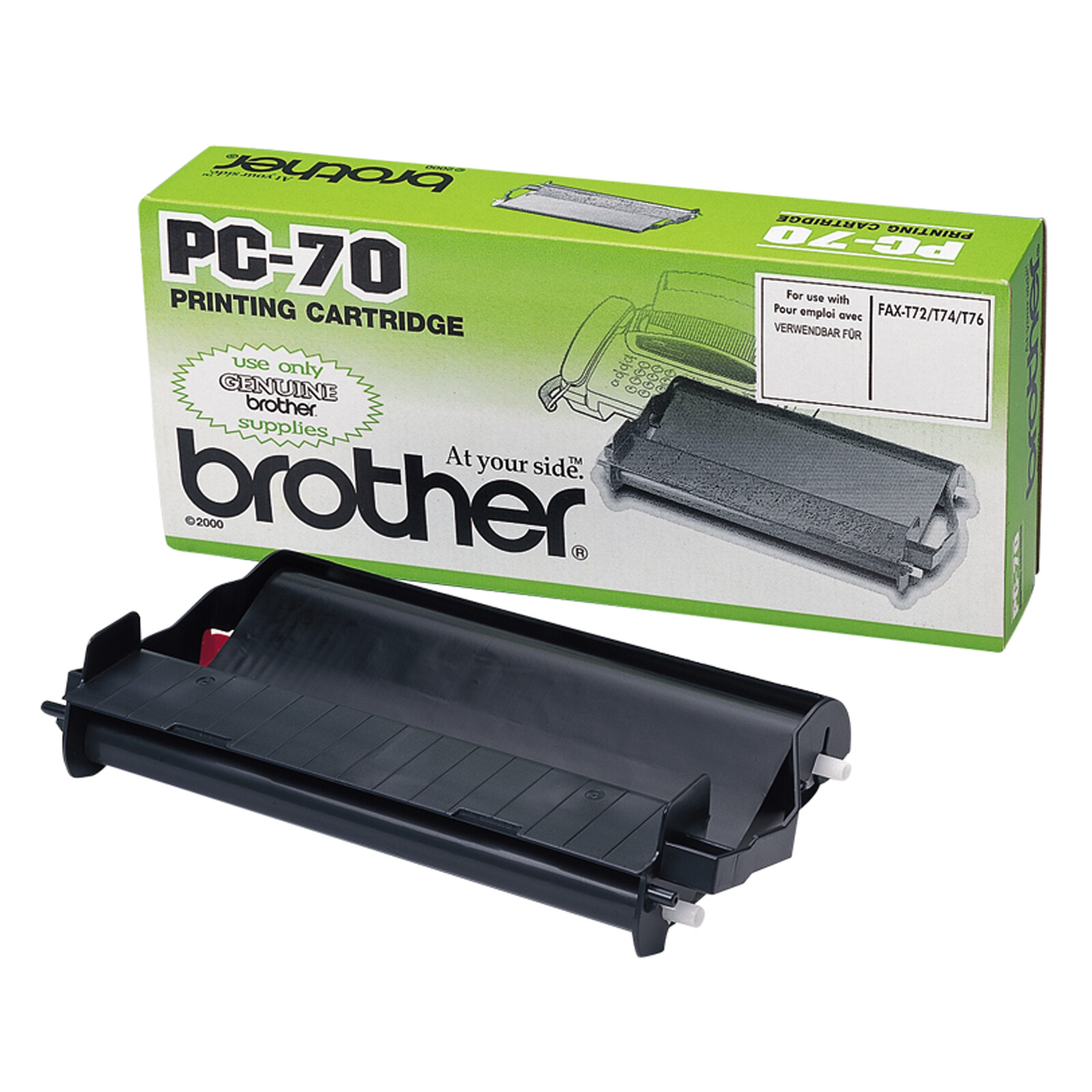 Brother PC-70 Thermotranferkit