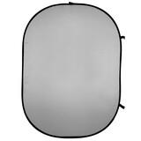 walimex Falthintergrund grau, 150x200cm
