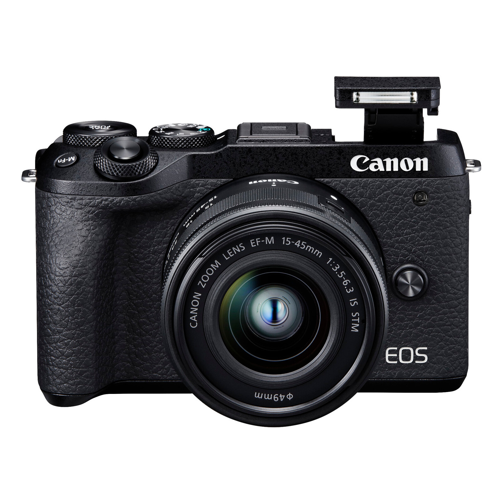 Canon EOS M6 Mark II + EF-M 15-45/3,5-6,3 IS STM