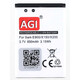 AGI Akku Samsung GT-E1230 800mAh