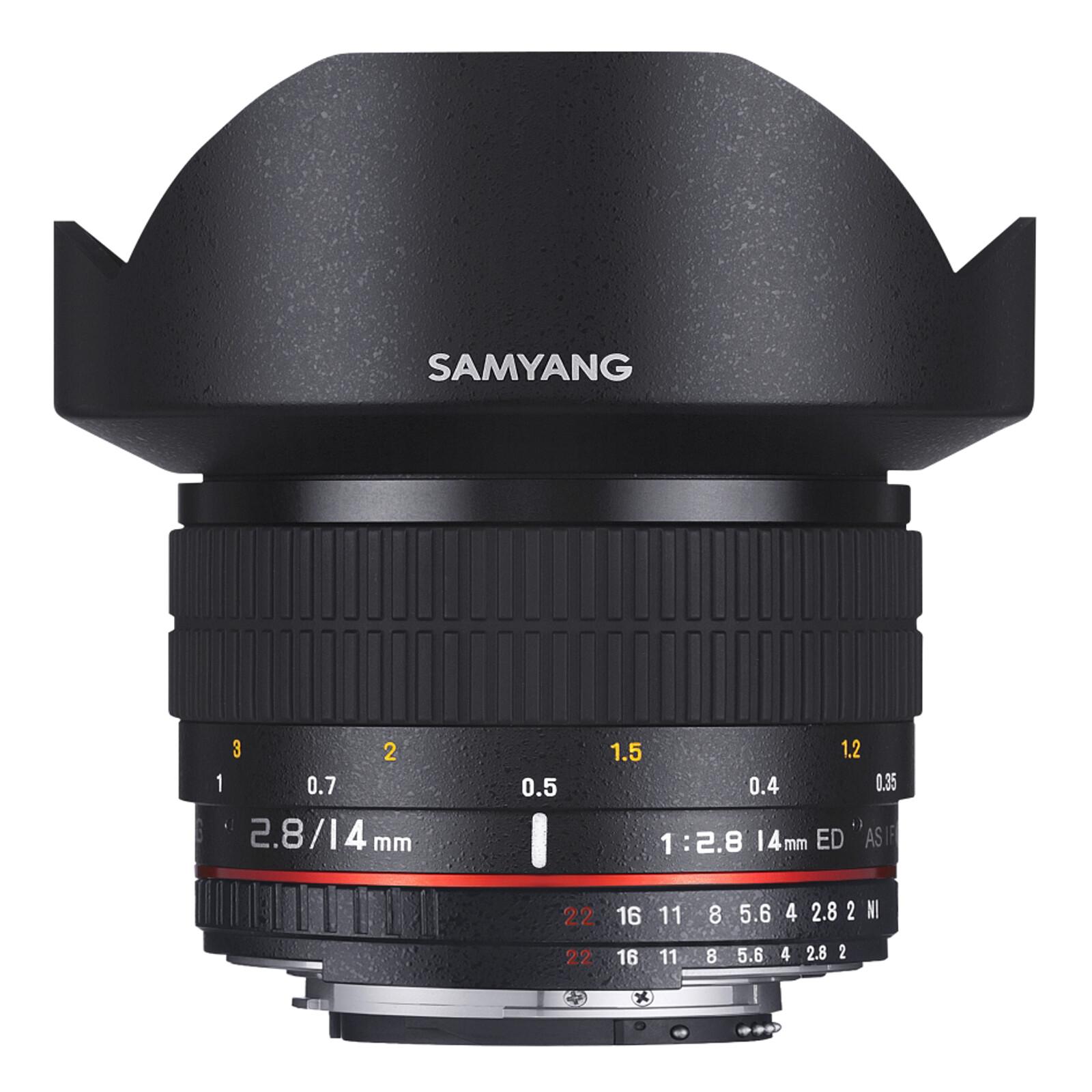 Samyang MF 14/2,8 Sony E