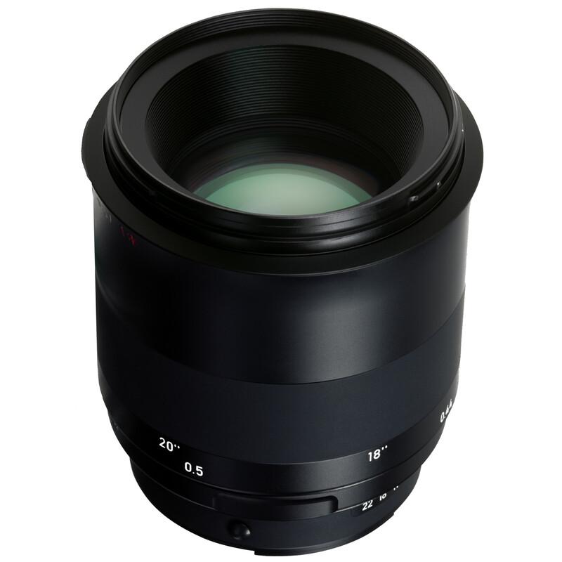 Zeiss Milvus 100M/2,0 ZF.2 Nikon + UV Filter