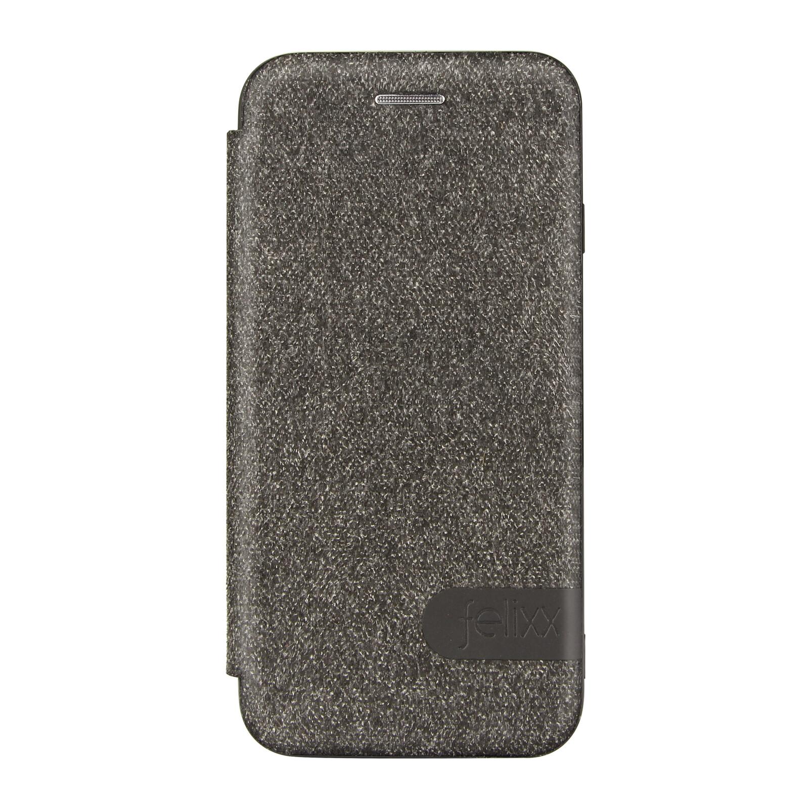 Felixx Book Tasche Sienna Apple iPhone 7/8 schwarz