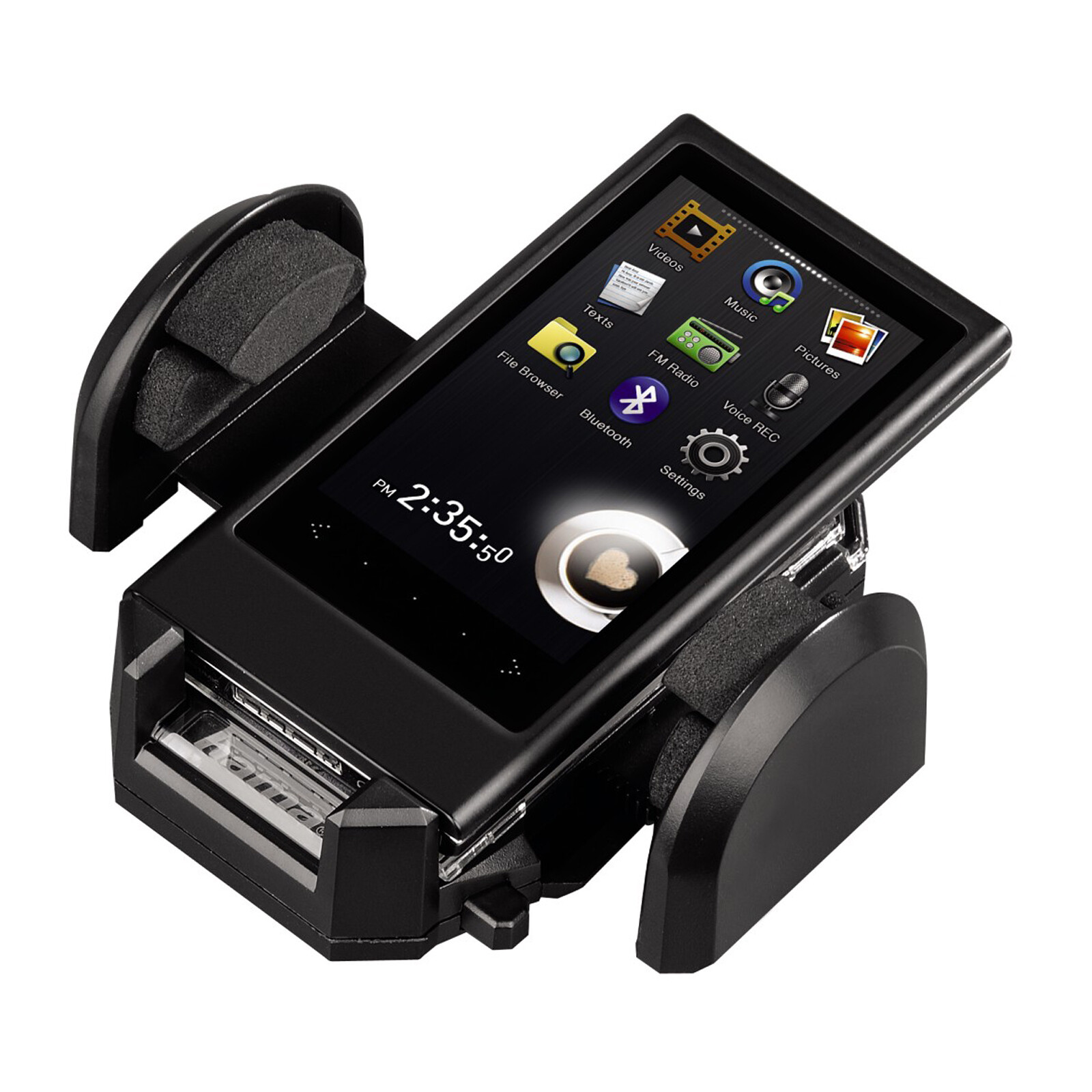 Hama 14483 Universal KFZ-Gerätehalter