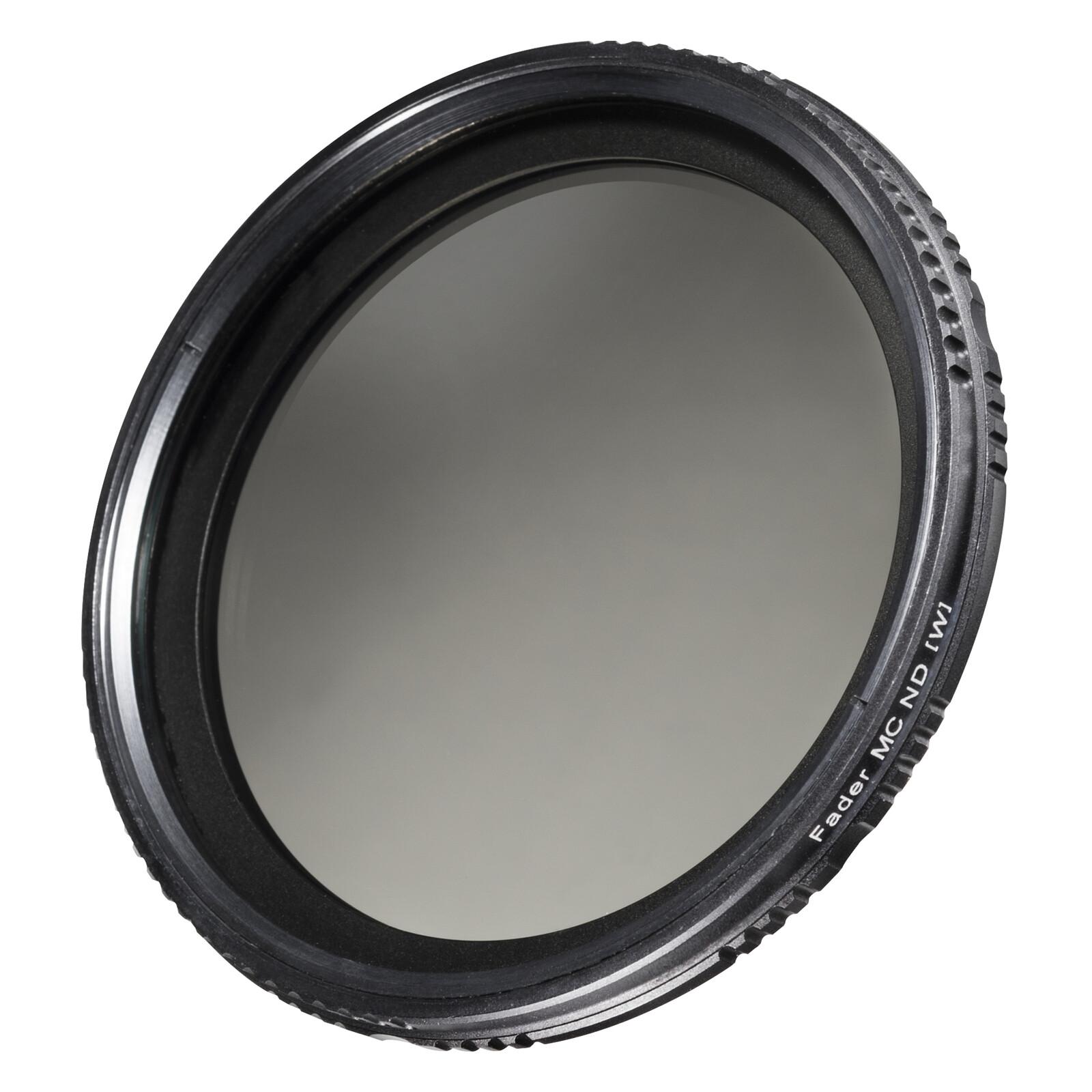 walimex pro ND-Fader vergütet 62 mm ND2 - ND400