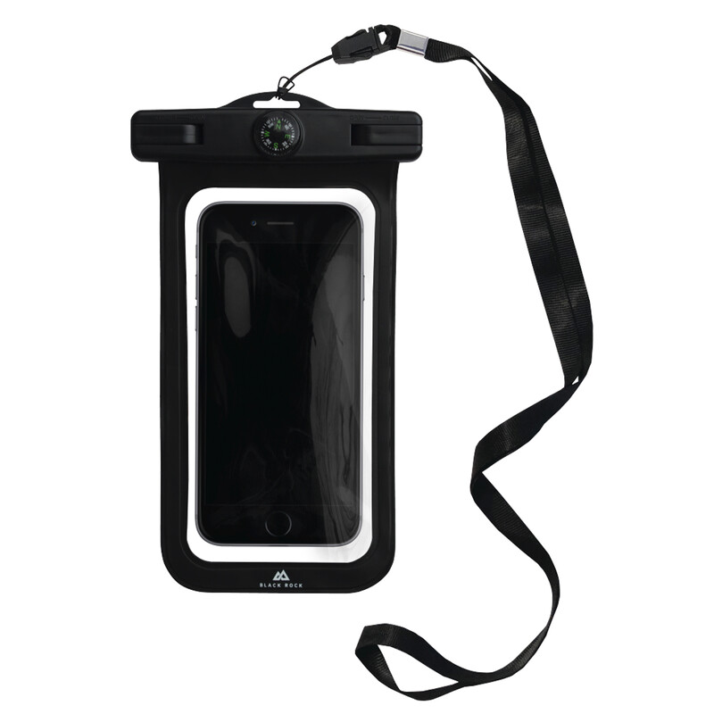 Hama Smartphone Outdoor Tasche XL, schwarz