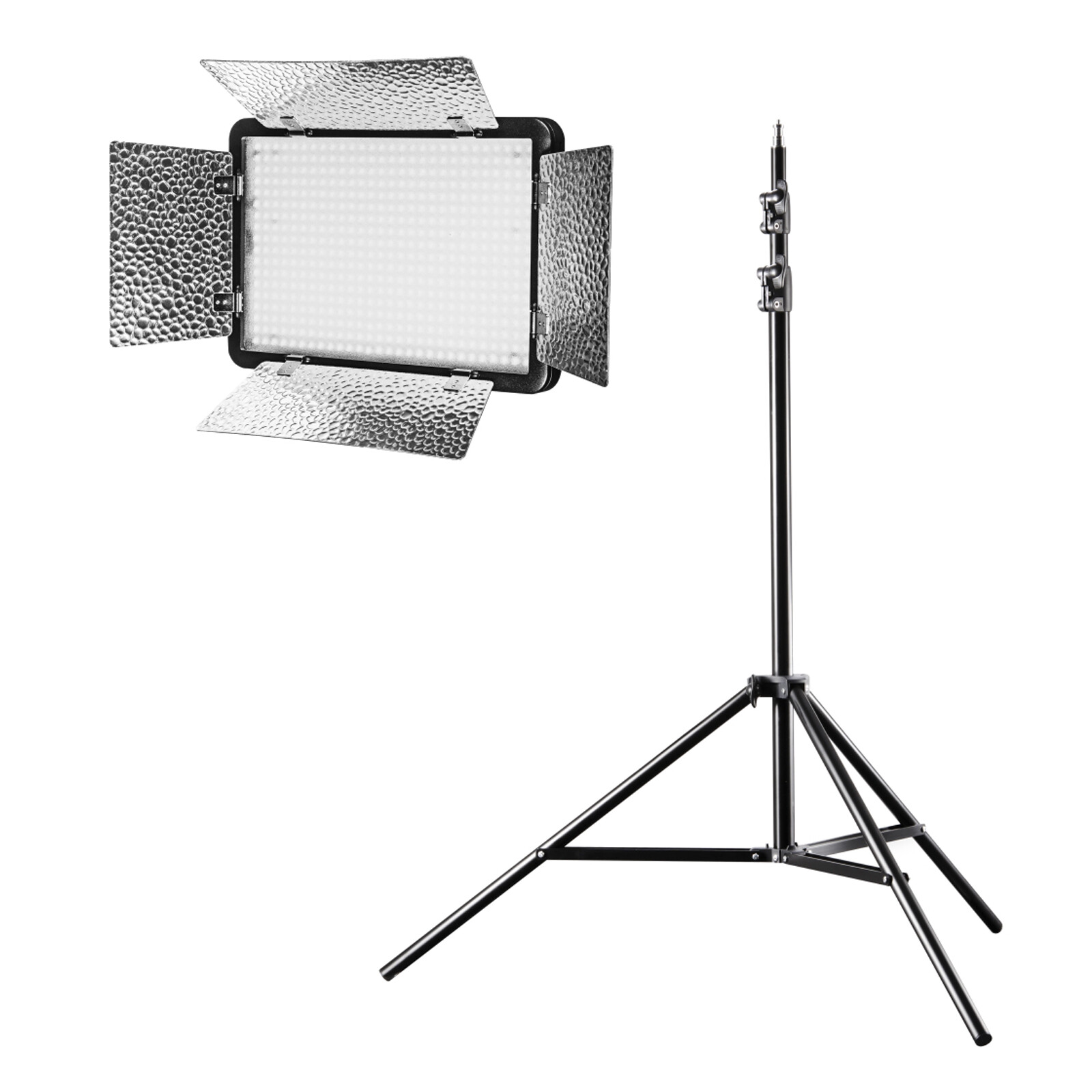 walimex pro LED 500 Versalight Daylight Set1