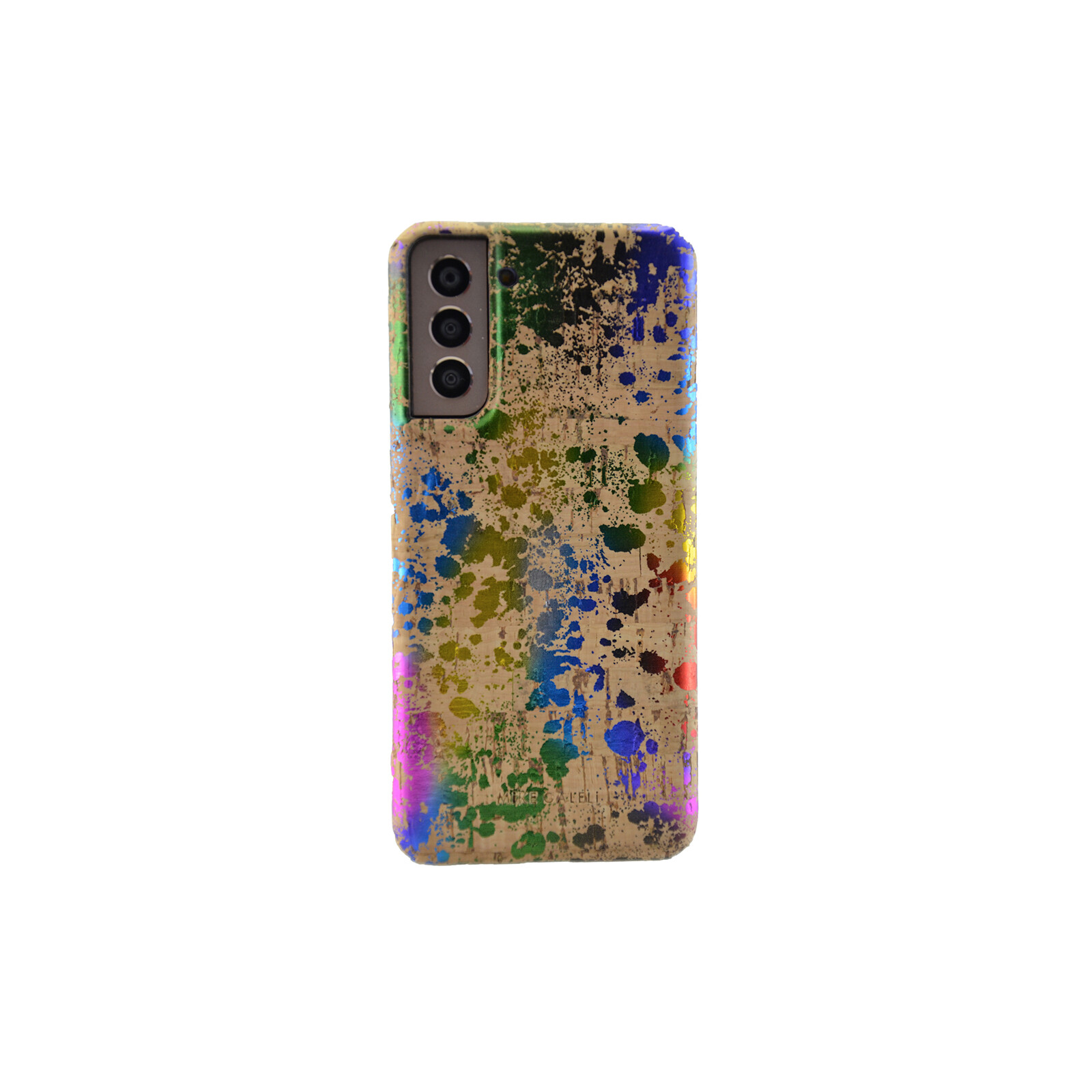 Galeli Back LEVI Cork Samsung Galaxy S21+ sprayed