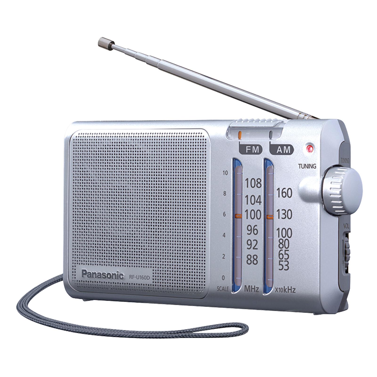 Panasonic RF-U160DEG-S Radio