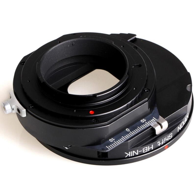 Kipon Shift Adapter für Hasselblad auf Nikon F