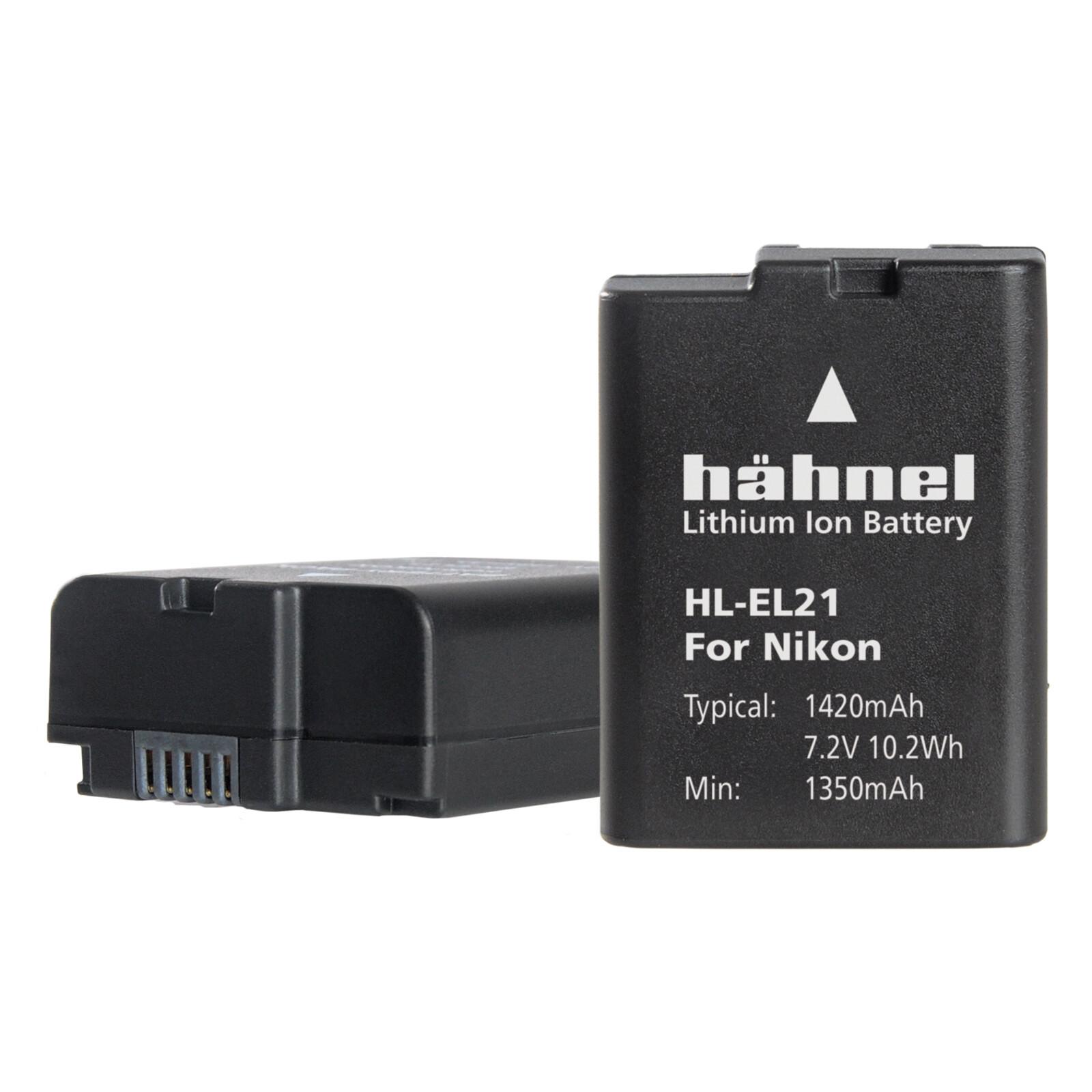 Hähnel Nikon EN-EL21 Akku