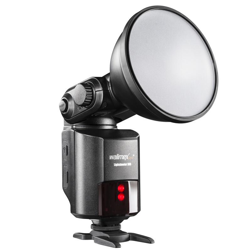 walimex pro Blitzgerät Light Shooter 360