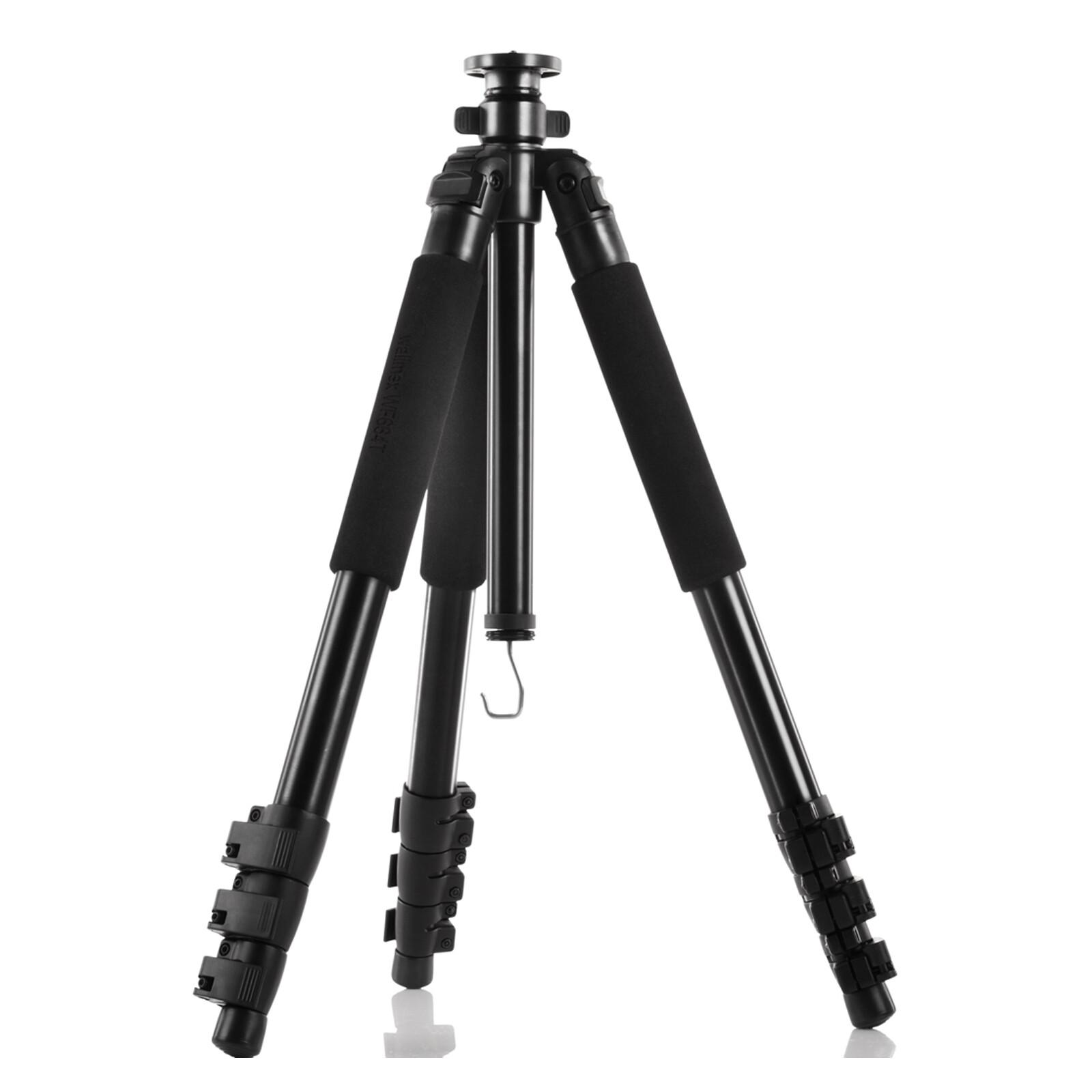 walimex pro FT-665T Stativ 185cm + Pro-3D Neiger