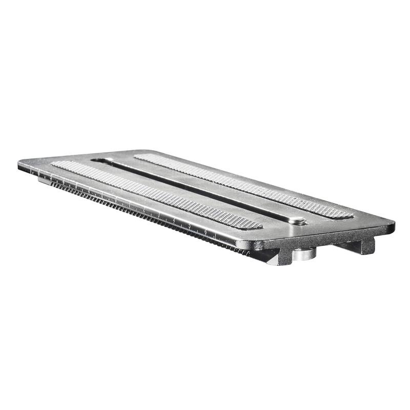Walimex pro Schnellwechselplatte für StabyPod L Carbon
