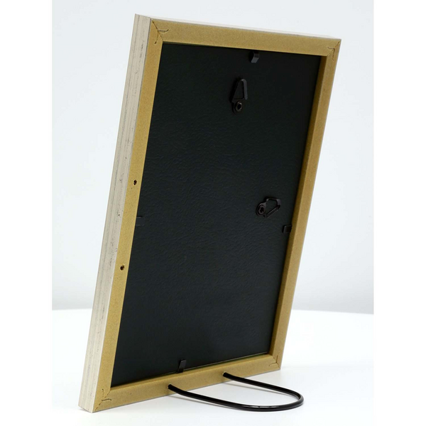Bilderrahmen Deknudt 10x15cm Kunststoff silber S95LD1