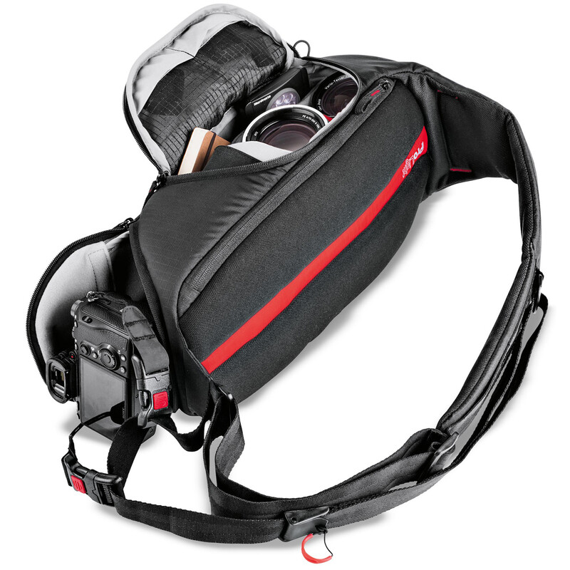 Manfrotto Pro Light Fast Track 8 Sling Tasche