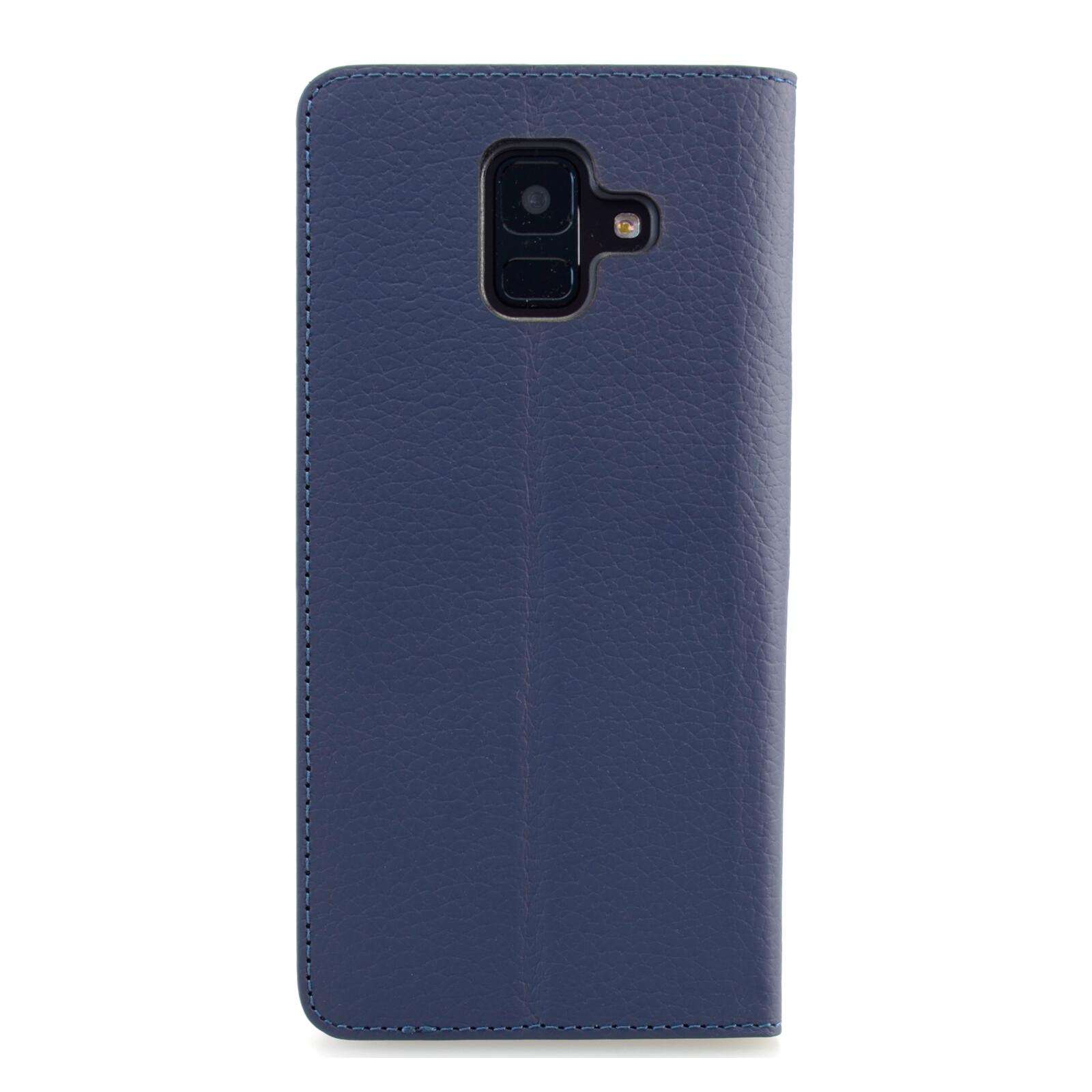Galeli Book Tasche Marc Samsung Galaxy J6 blau