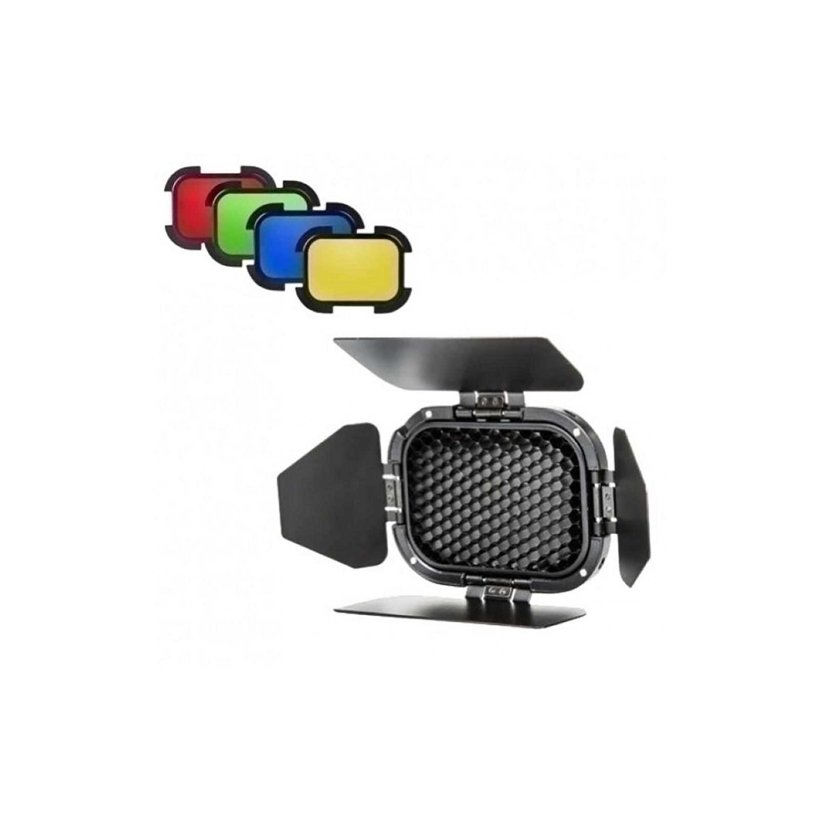 GODOX BD01 Barndoor Kit Color Filter & Honey Comb 98cm