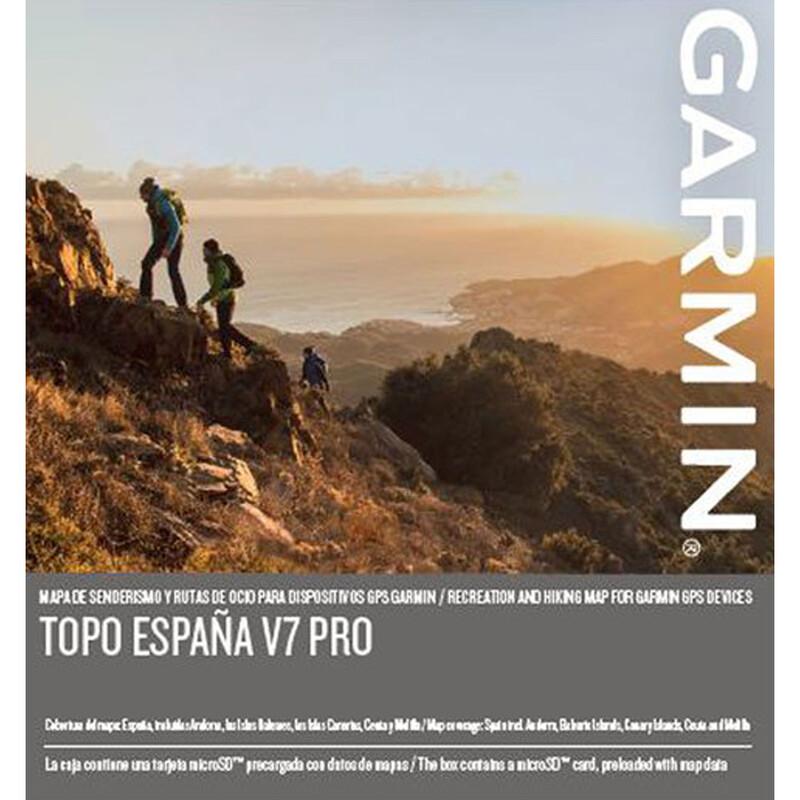 Garmin Topo v7 PRO Spain mSD/SD