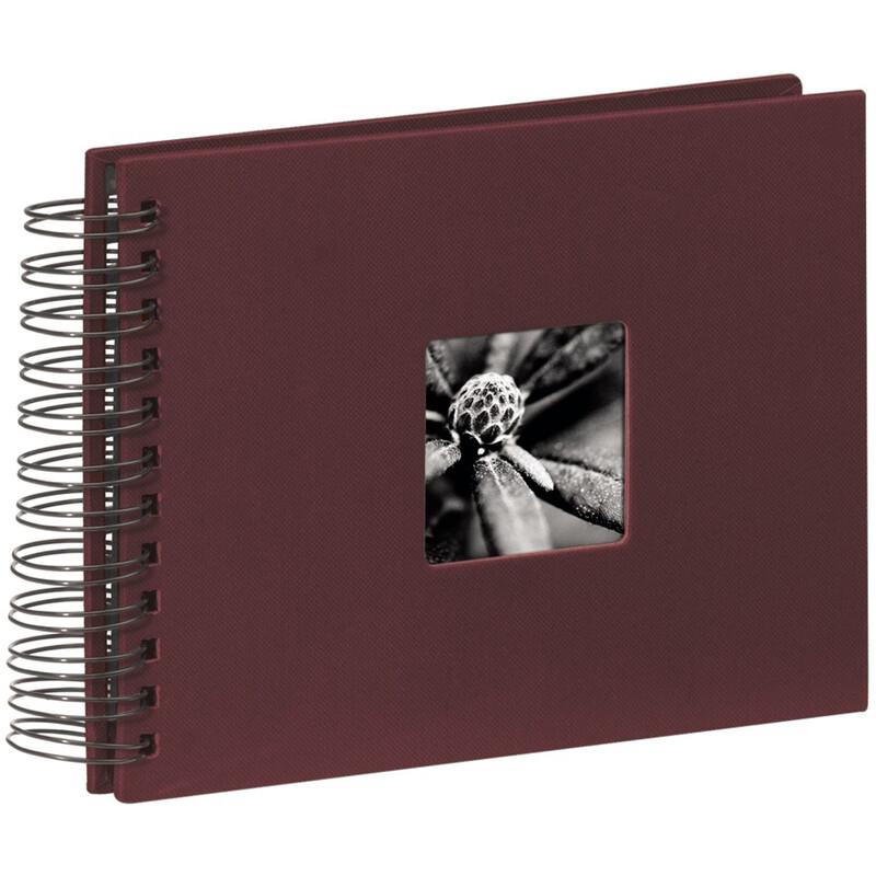 Hama 90154 Spiral Album 17x24 Bordeaux