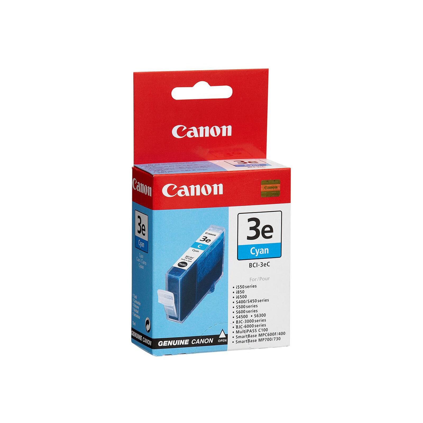 Canon BCI-3EC Tinte cyan
