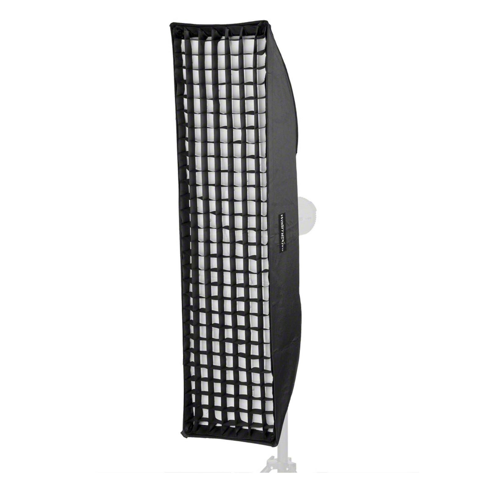 walimex pro Striplight PLUS 25x150cm Multiblitz V