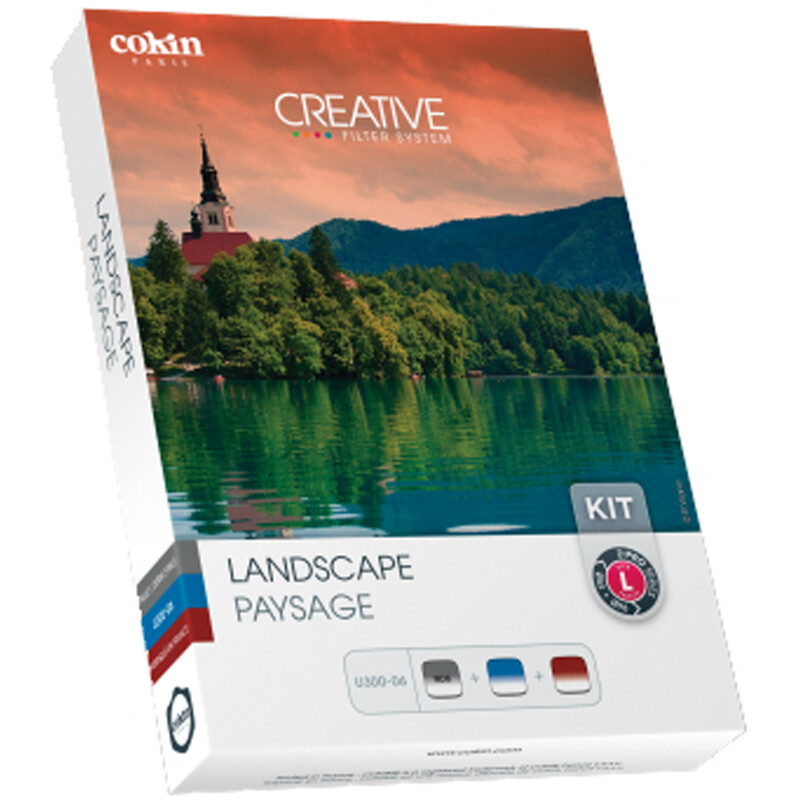 Cokin U300-06 Landschafts Set Z-Serie
