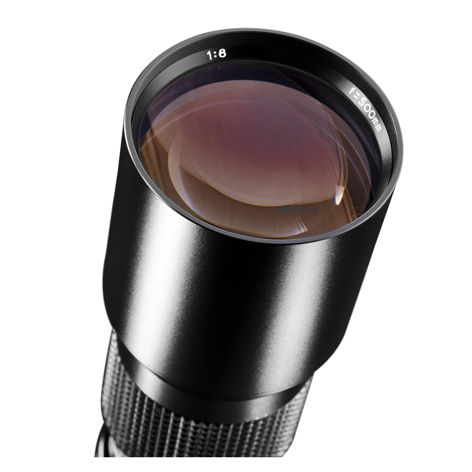walimex 500/8,0 DSLR M42 Schwarz