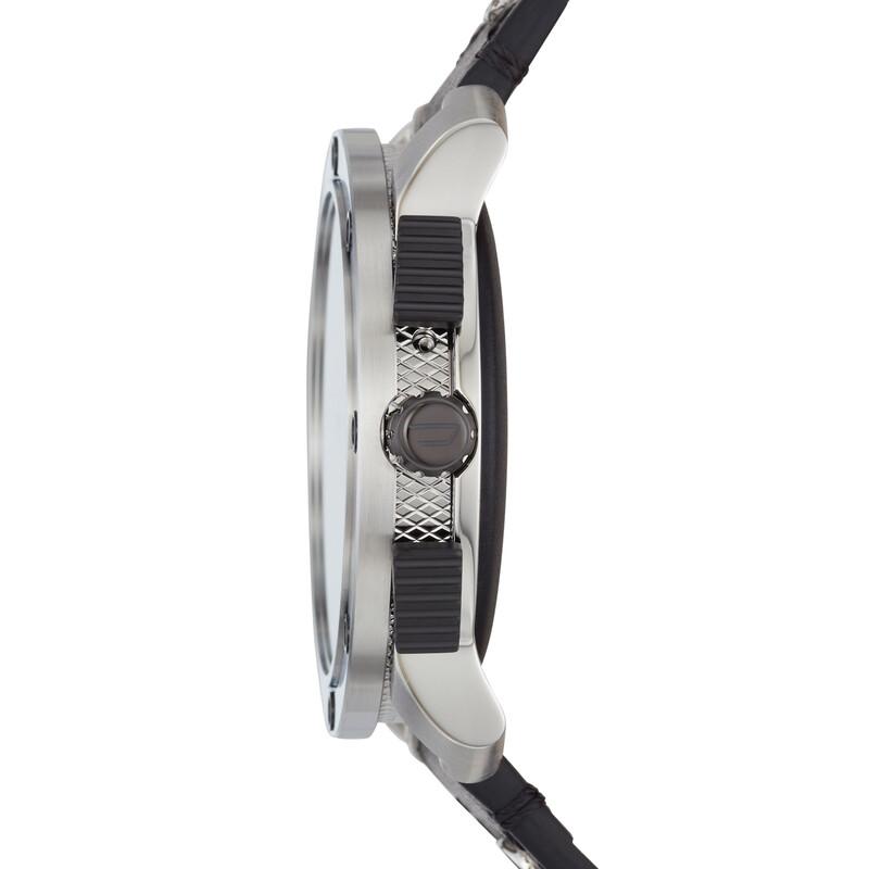 Diesel Smartwatch Axial DT2014 schwarz/silber