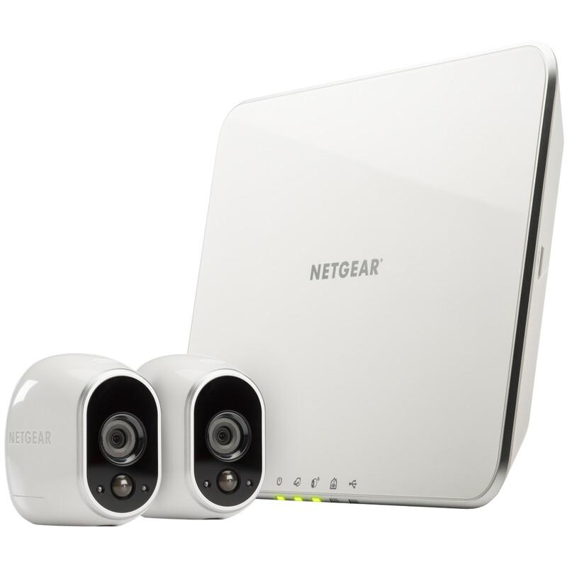 Netgear Arlo Smart Home 2 HD- Überwachungskamera