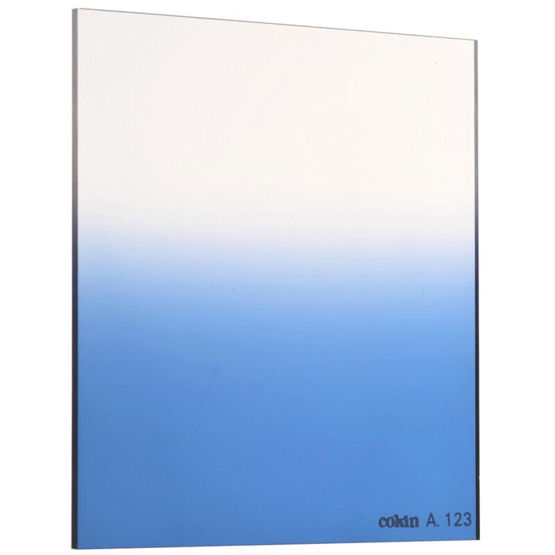 Cokin P123 Verlauf Blau 2