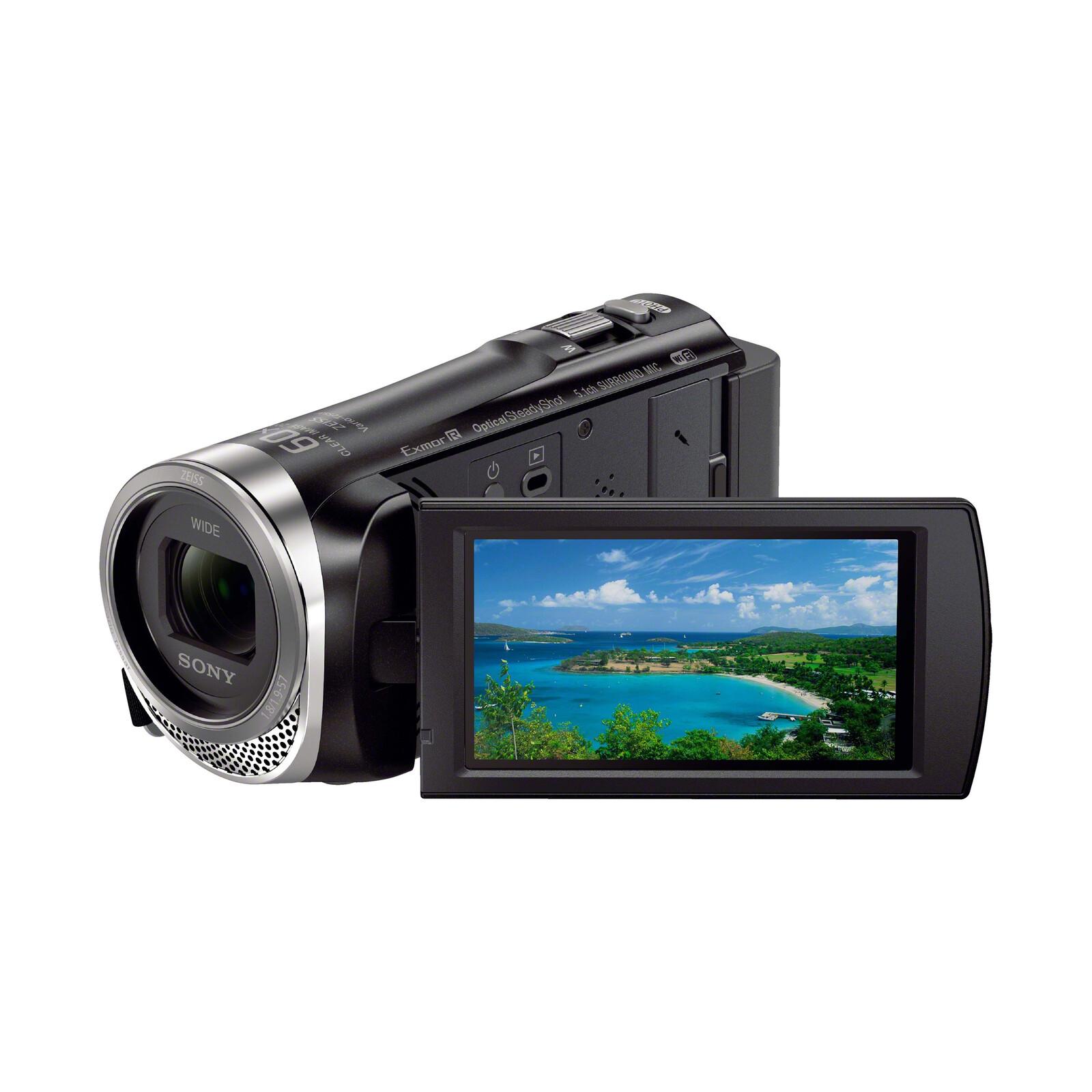 Sony HDR-CX450B HD Camcorder