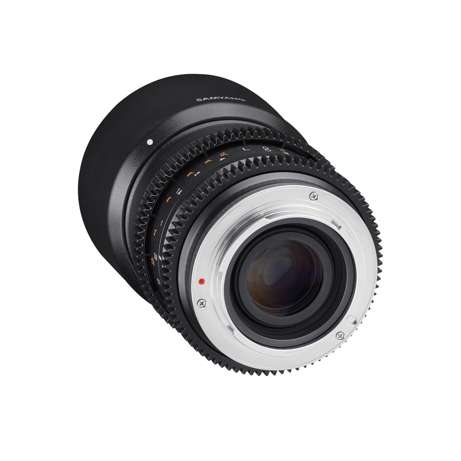 Samyang MF 50/1,3 Video Fuji X