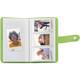 Fujifilm Instax Striped Mini Album Lime Green