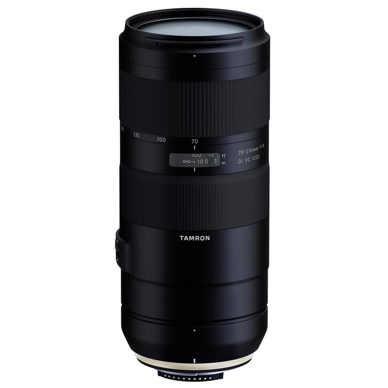 Tamron 70-210/4,0 DI VC USD Nikon + UV Filter