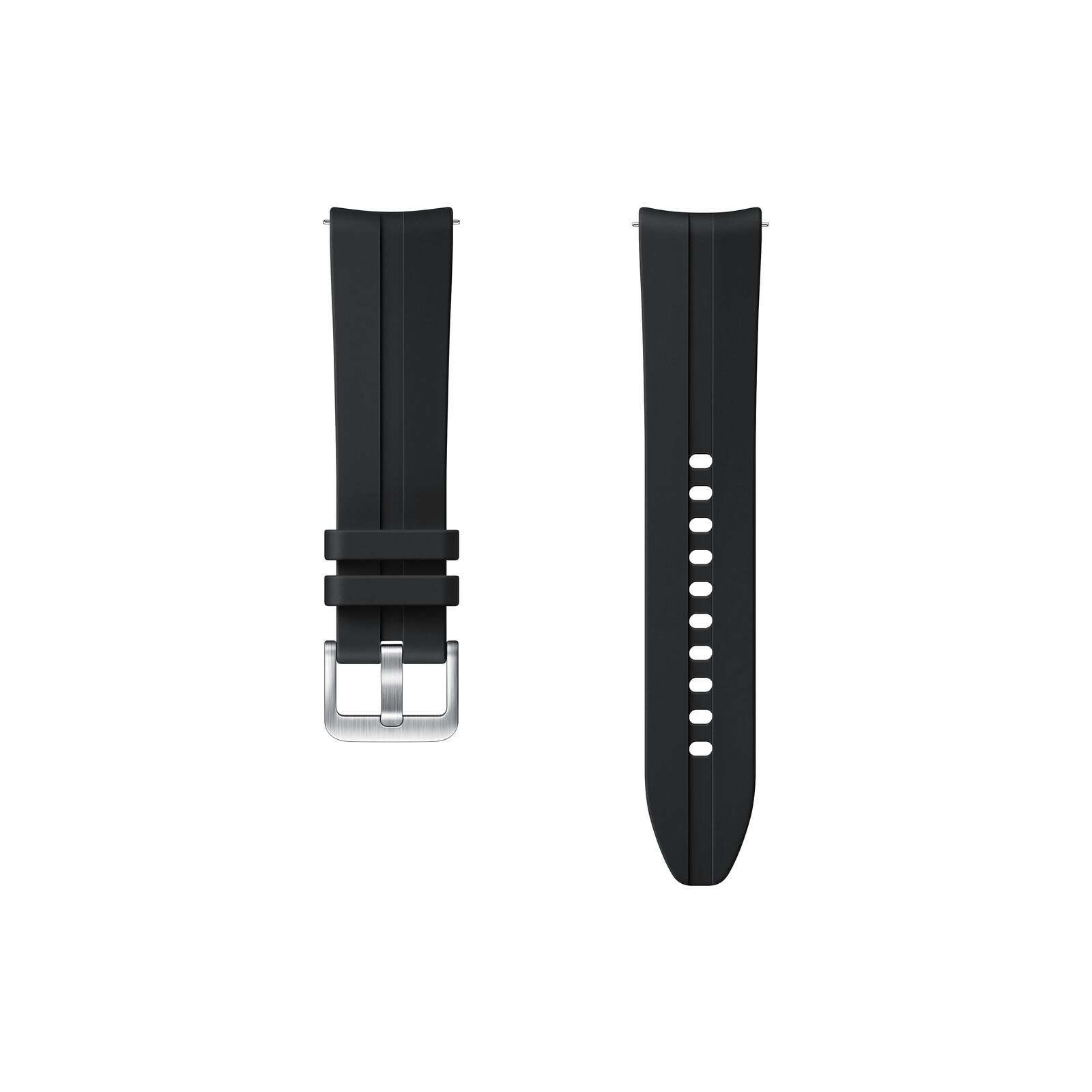 Samsung Band Sport Silikon 20mm Black
