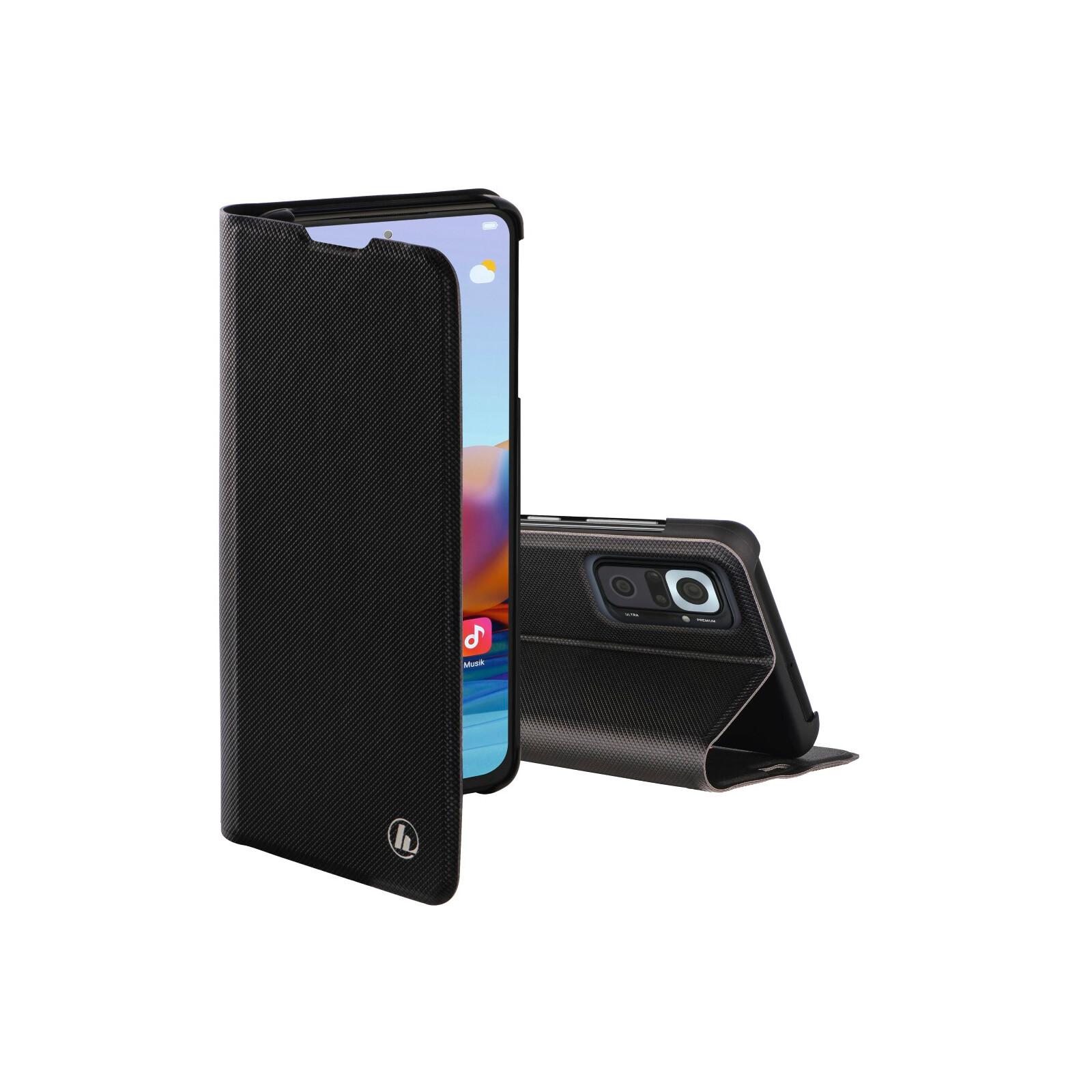 Hama Book Tasche Slim Pro Xiaomi Redmi Note 10 Pro schwarz