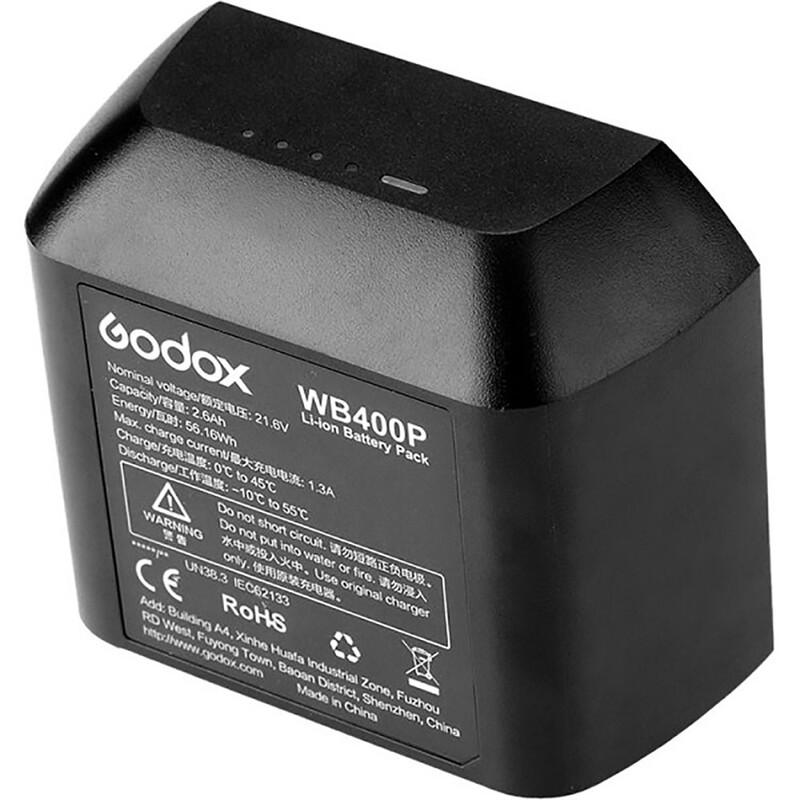 GODOX Akku für AD400 PRO