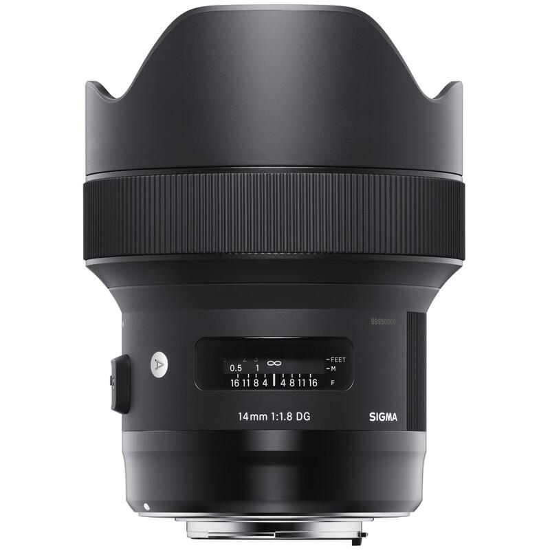 Sigma ART 14/1,8 DG HSM Sony F/SE