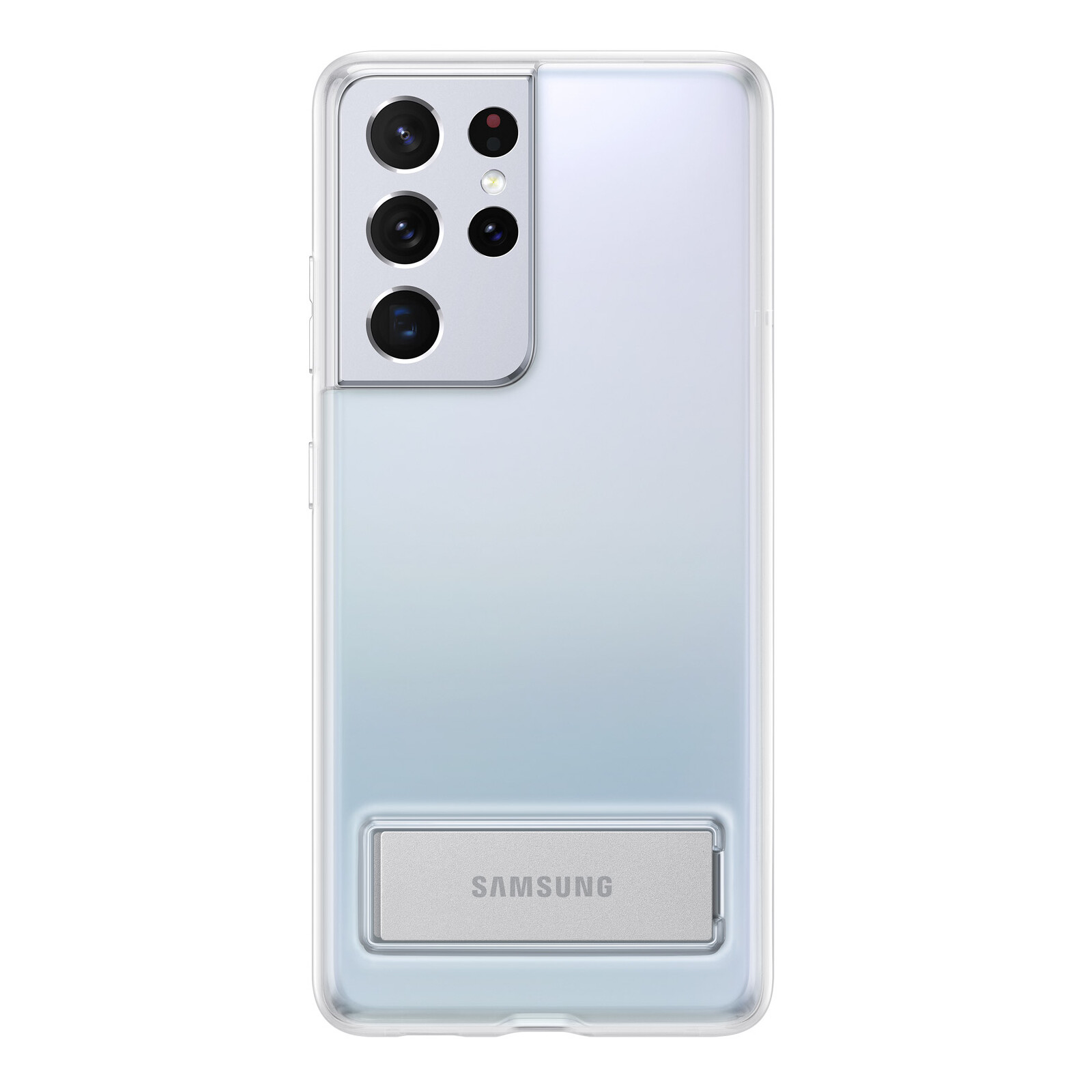 Samsung Back Cover Standing Galaxy S21 Ultra clear