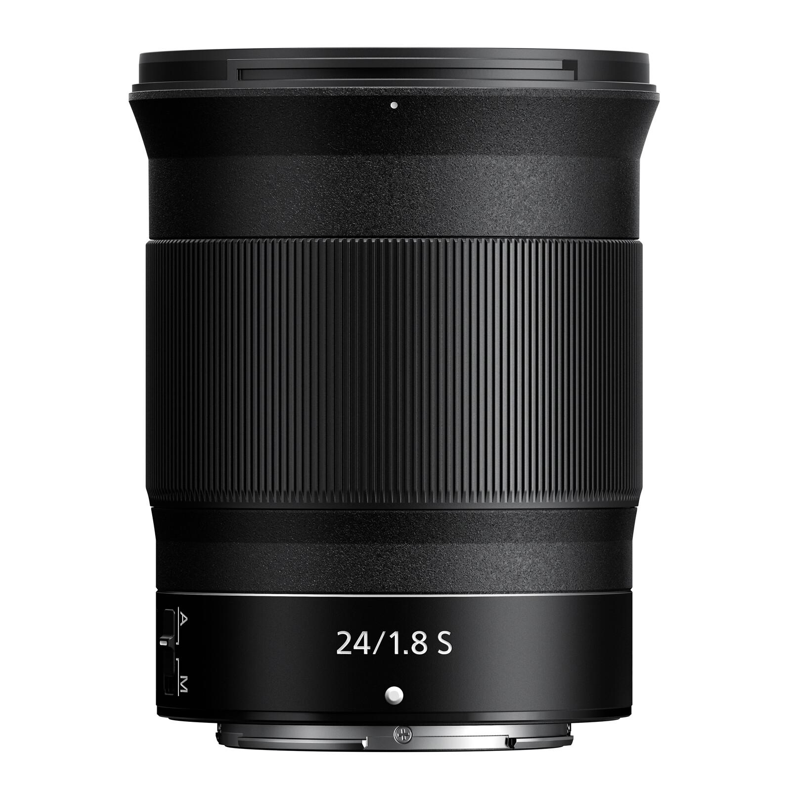 Nikkor Z 24/1,8S + UV Filter
